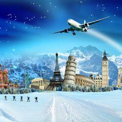 Пазл онлайн: Путешествия