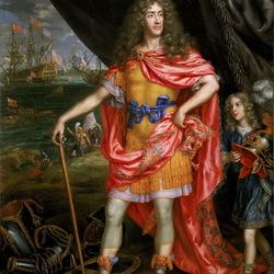 Пазл онлайн: Яков II Стюарт