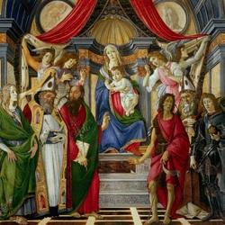 Пазл онлайн: Алтарь святого Варнавы