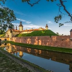 Пазл онлайн: Несвижский замок