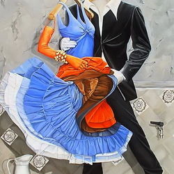 Пазл онлайн: Потанцуем