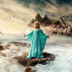 Пазл онлайн: Эльфийская магия