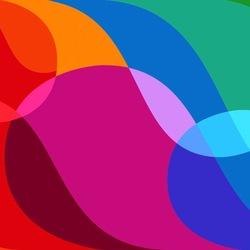 Пазл онлайн: Разноцветный