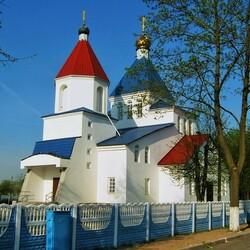 Пазл онлайн: Церковь Рождества Богородицы