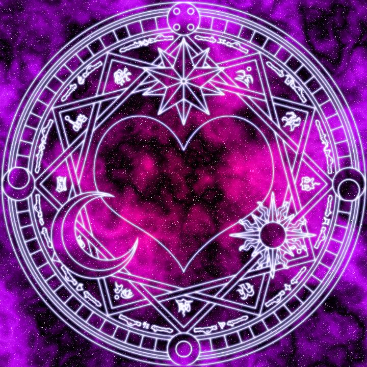 Как сделать магический круг