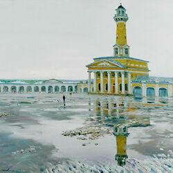 Пазл онлайн: Кострома. На