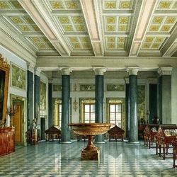Пазл онлайн: Виды залов Нового Эрмитажа