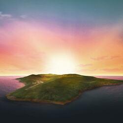Пазл онлайн: Остров