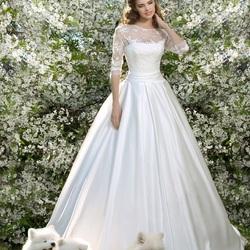 Пазл онлайн: Весенняя невеста