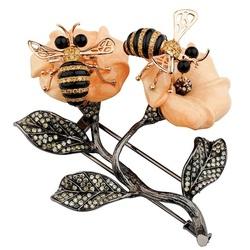 Пазл онлайн: Пчелки