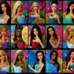 Пазл онлайн: Мисс красоты кукол 2009