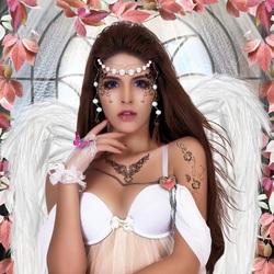 Пазл онлайн: Принцесса ангелов