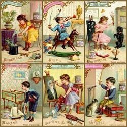 Пазл онлайн: Детское министерство