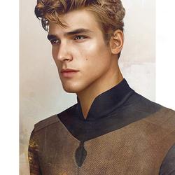 Пазл онлайн: Принц Филипп