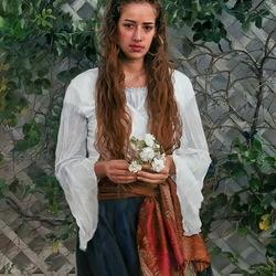 Пазл онлайн: Gypsy/Цыганка