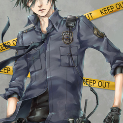 Пазл онлайн: Keep Out \ Держись подальше
