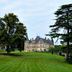 Пазл онлайн: Замок Бурдезьер