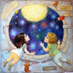 Пазл онлайн: Будущее космонавтики