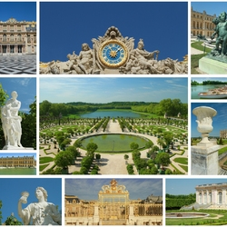 Пазл онлайн: Версаль