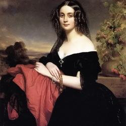 Пазл онлайн: Клэр де Берн, герцогиня Валломброза