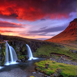 Пазл онлайн: Гора Кирк Джуффел