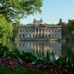 Пазл онлайн: Варшавский дворец