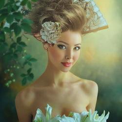 Пазл онлайн: Сущность красоты