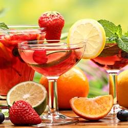 Пазл онлайн: Напитки