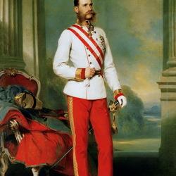Пазл онлайн: Франц Иосиф I