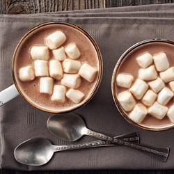 Пазл онлайн: Какао для двоих