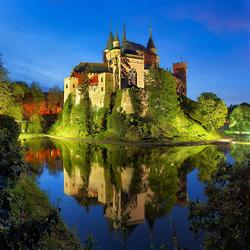 Пазл онлайн: Замок Бойнице