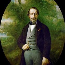 Пазл онлайн: Наполеон III, император Франции