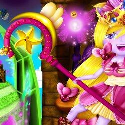 Пазл онлайн: Принцесса Лулу