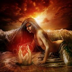 Пазл онлайн: Сердце Красного моря