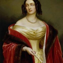 Пазл онлайн: Елизавета Людовика Баварская