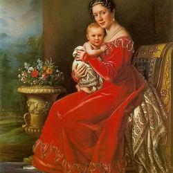 Пазл онлайн: Паулина,королева Вюртемберга