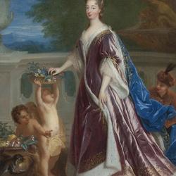 Пазл онлайн: Элизабет-Шарлотты де Бавиэр
