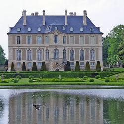 Пазл онлайн: Замок Вандевр