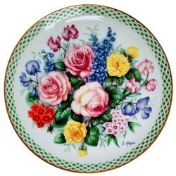 Пазл онлайн: Цветы Англии