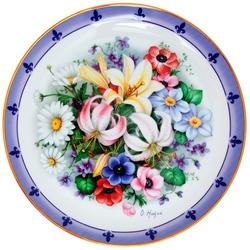 Пазл онлайн: Цветы Франции