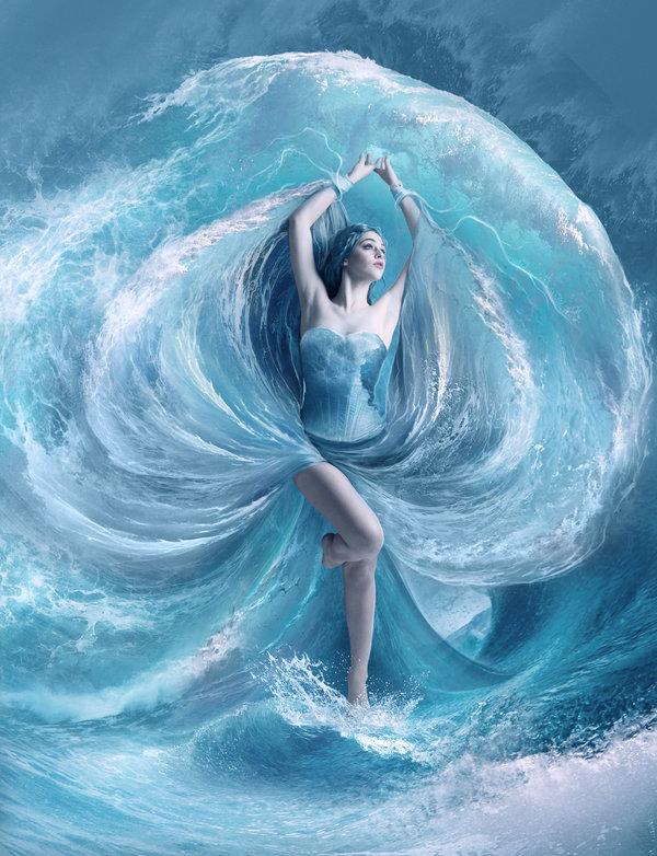 распределяются нимфа морская картинки был именинник один