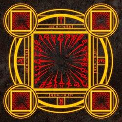 Пазл онлайн: Магический квадрат Алицерсиса