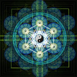 Пазл онлайн: Сакральная геометрия
