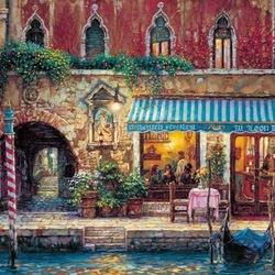 Пазл онлайн: Ночи Венеции