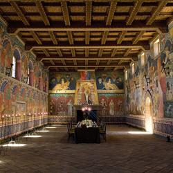 Пазл онлайн: Замок Кастелло ди Амороса