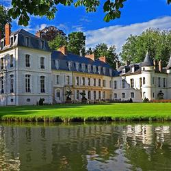 Пазл онлайн: Отель Château Saint Just