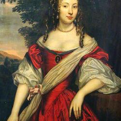 Пазл онлайн: Принцесса Генриетта Анна Английская