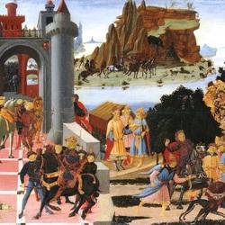Пазл онлайн: История Ясона и Аргонавтов