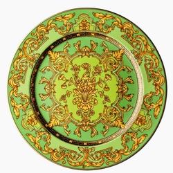 Пазл онлайн: Зеленая Флоралия