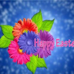 Пазл онлайн: Счастливой Пасхи!